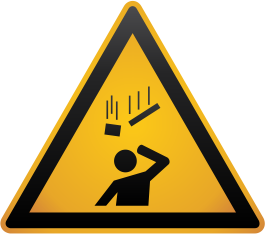 Striking Hazards – Dropped Objects