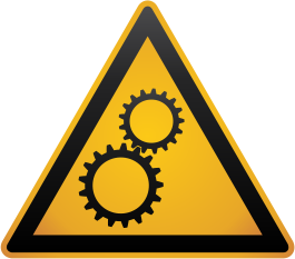 Crushing Hazards – Pinch Points