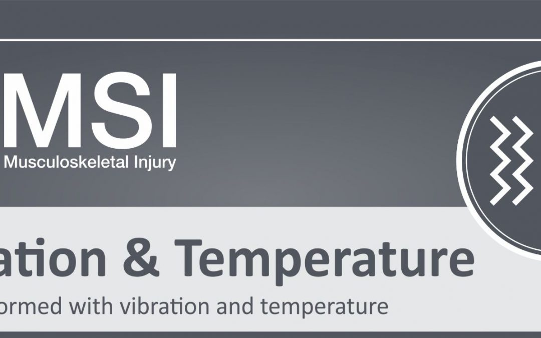 Vibration & Temperature – MSI Toolbox Talk